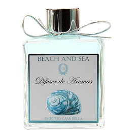 Difusor Beach and Sea Vidro Cubo 250ml