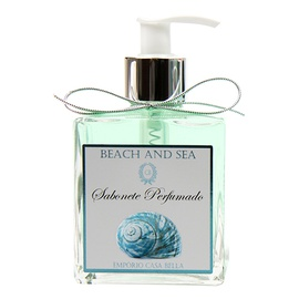 Sabonete Beach and Sea Vidro Cubo 250ml
